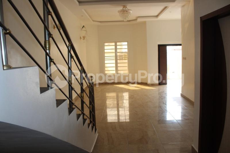 4 bedroom Semi Detached Duplex House for rent Chevron Drive chevron Lekki Lagos - 1