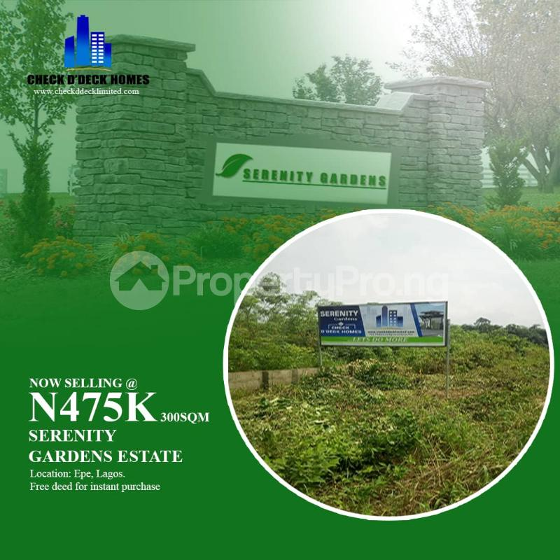 Residential Land Land for sale Epe Resorts and Spa Epe Road Epe Lagos - 0