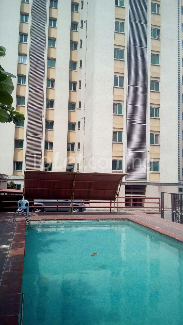 2 bedroom flat apartment for rent eric moore heights eric moore surulere lagos 0
