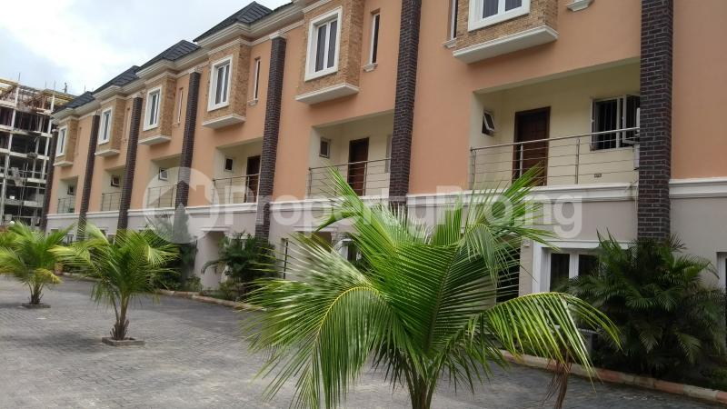 5 bedroom Terraced Duplex House for rent Off Bamidele Eletu street Osapa london Lekki Lagos - 9