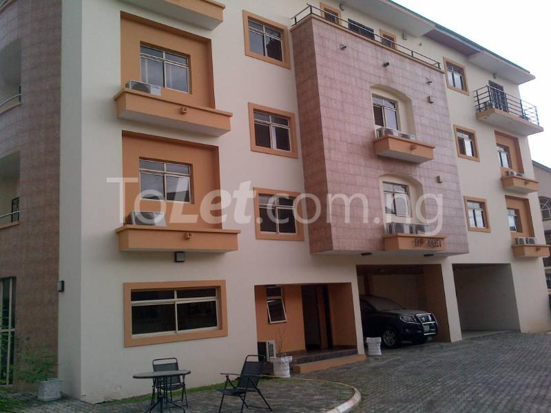 3 bedroom Flat / Apartment for rent Shonibare Estate Shonibare Estate Maryland Lagos - 0