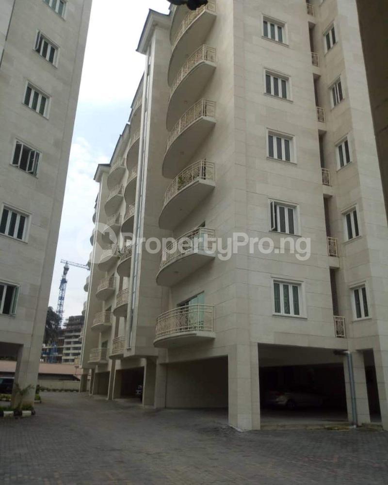 Flat / Apartment for sale Rumens road off Kingsway Ikoyi Lagos - 1