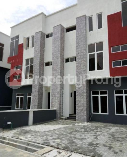 4 bedroom Semi Detached Duplex House for sale In an Estate Near ShopRite Osapa london Lekki Lagos - 0
