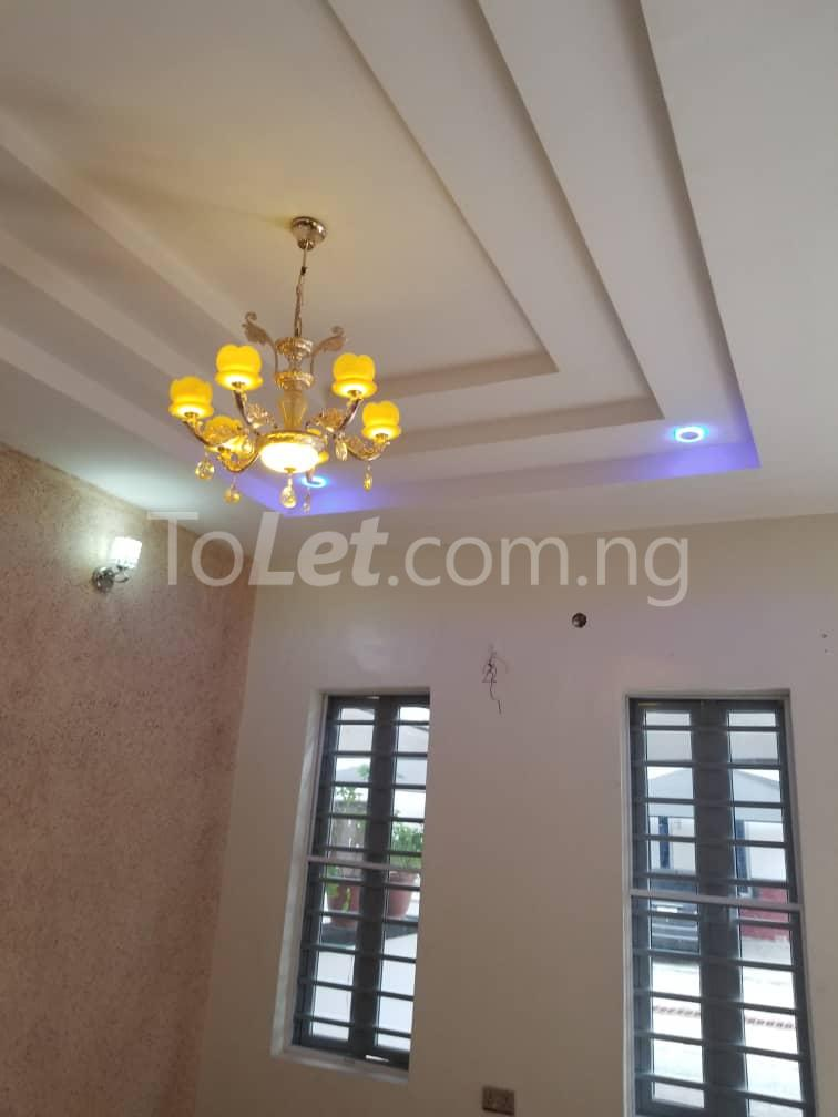 4 bedroom Terraced Duplex House for rent Orchid road chevron Lekki Lagos - 3