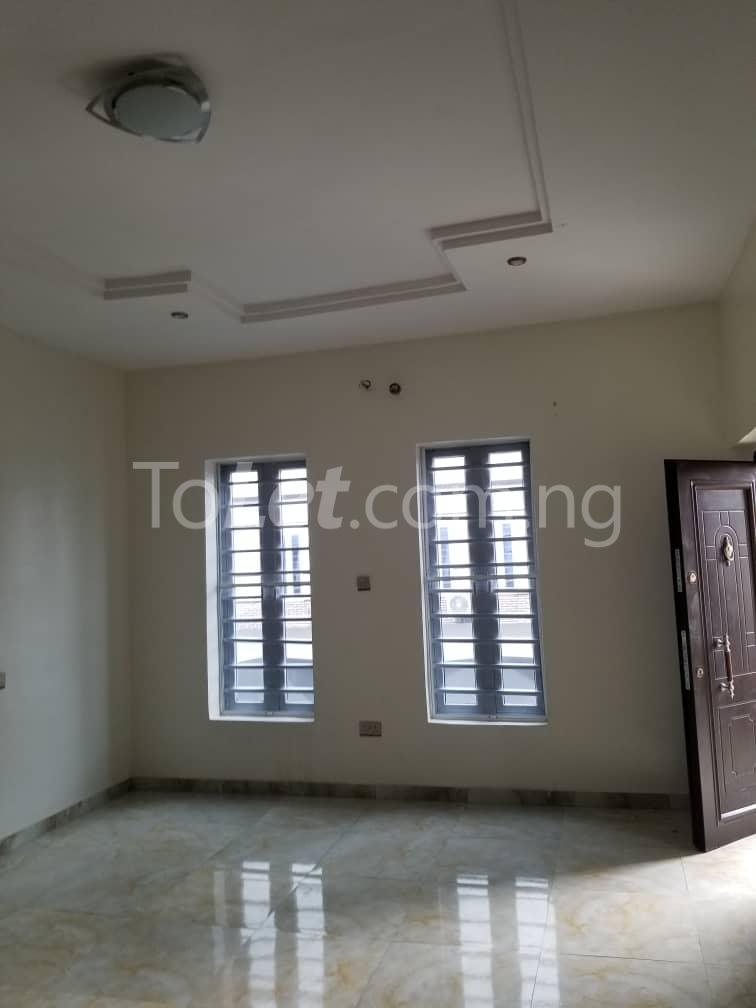 4 bedroom Terraced Duplex House for rent Orchid road chevron Lekki Lagos - 5