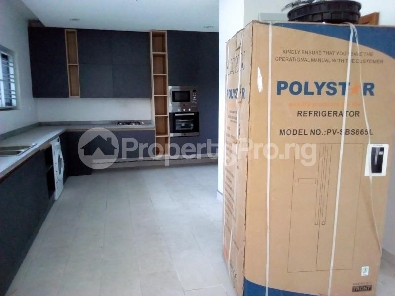 4 bedroom Terraced Duplex House for sale Before Canal Agungi Lekki Lagos - 23