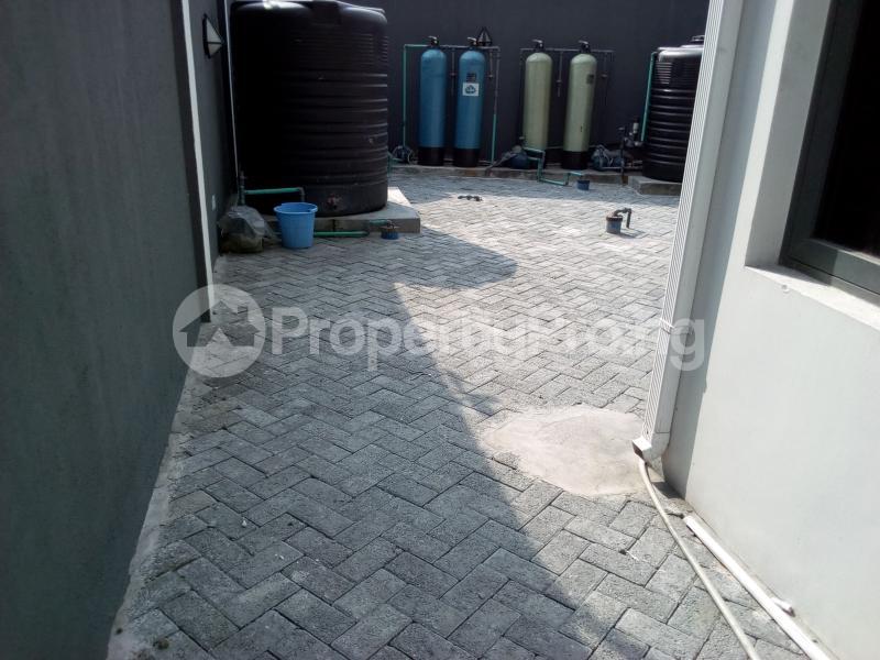 4 bedroom Terraced Duplex House for sale Before Canal Agungi Lekki Lagos - 77