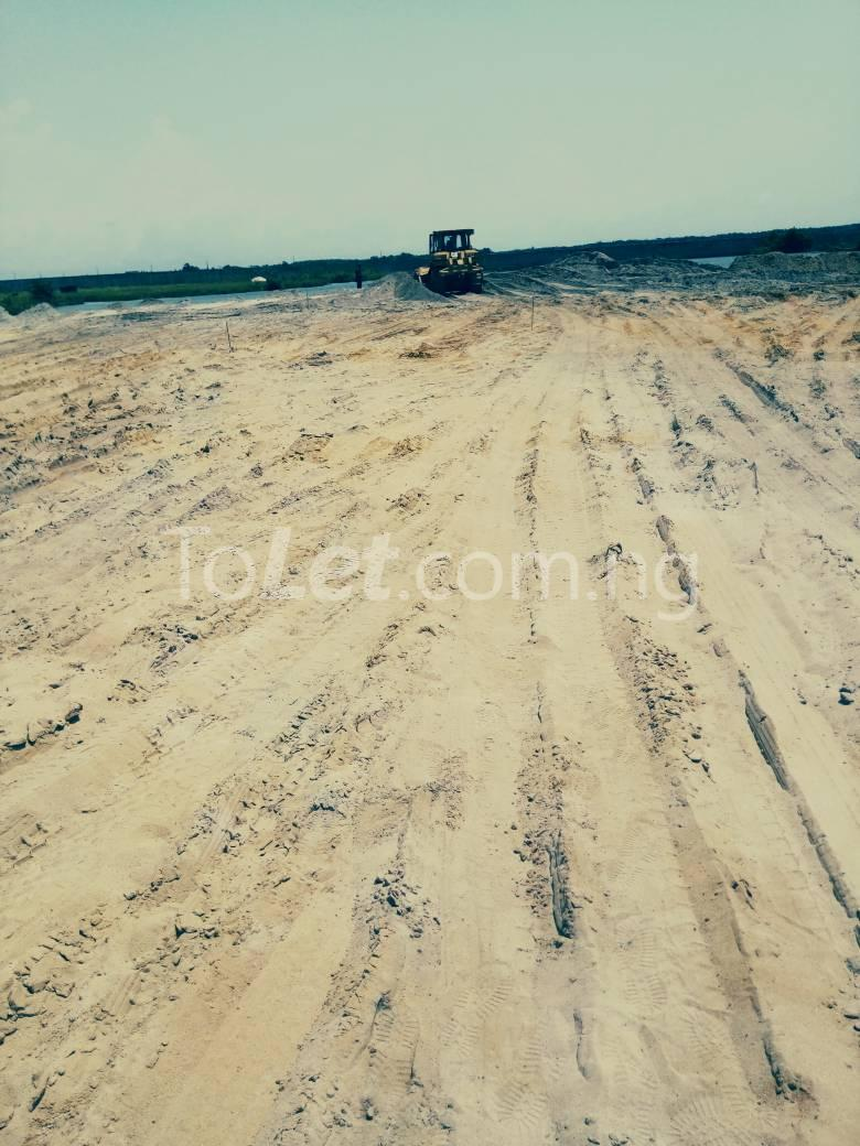 Land for sale Behind Novare Lekki Mall (shoprite) Initial deposit is 640,000 Sangotedo Ajah Lagos - 3