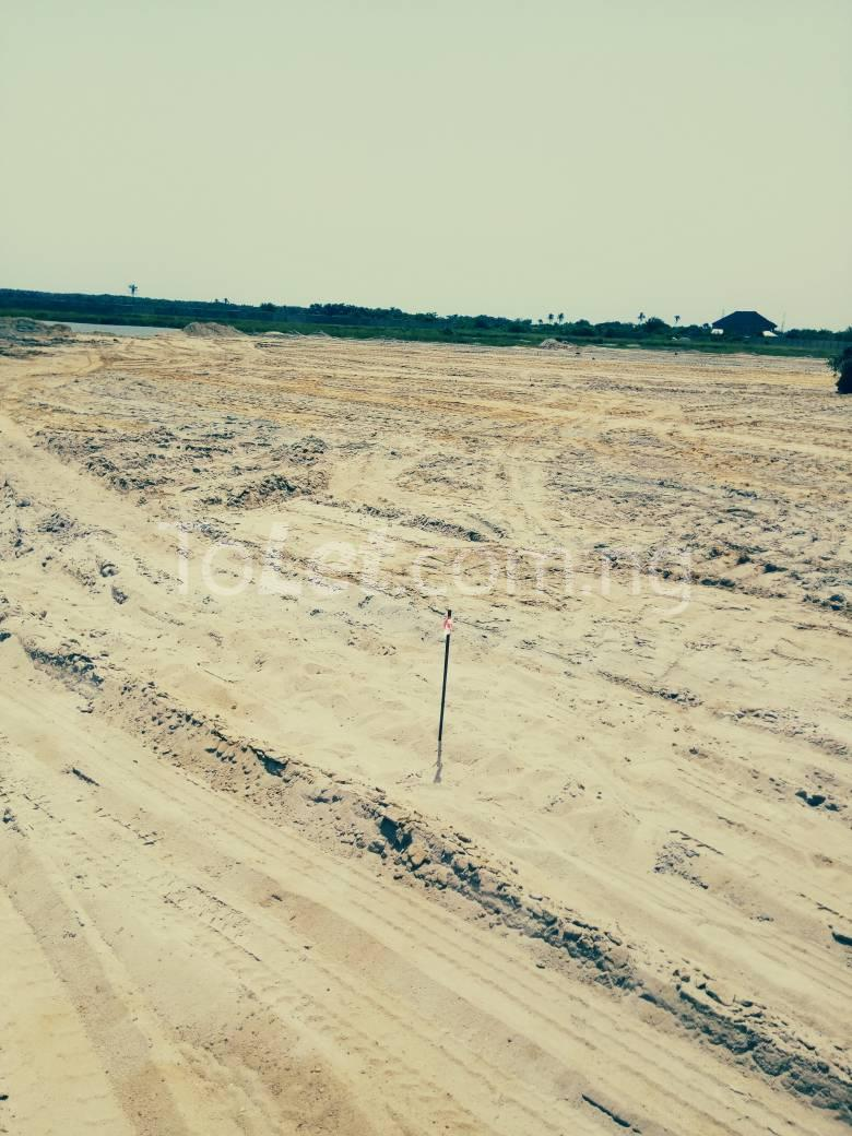 Land for sale Behind Novare Lekki Mall (shoprite) Initial deposit is 640,000 Sangotedo Ajah Lagos - 4