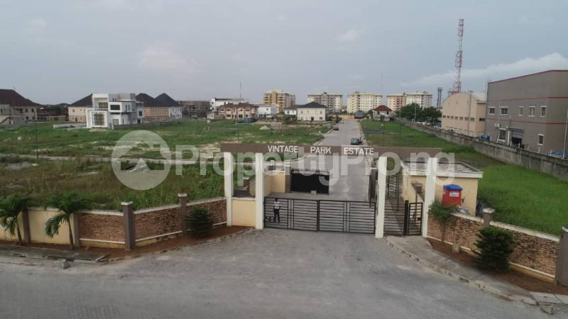 Serviced Residential Land Land for sale Vintage Park Estate,  Ikate Lekki Lagos - 2