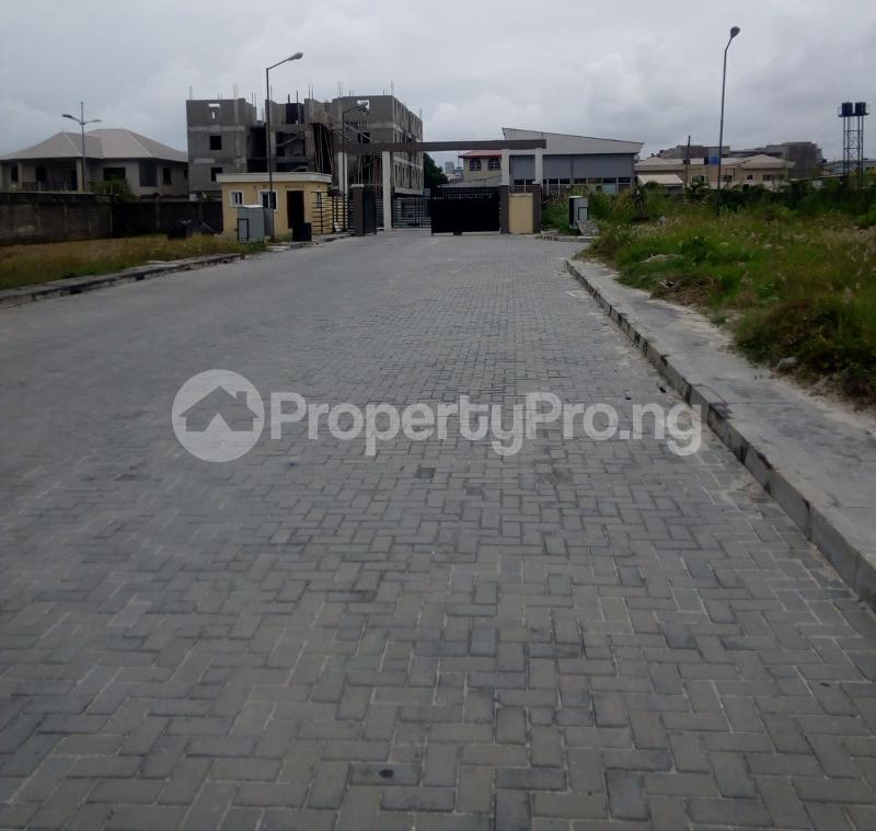 Serviced Residential Land Land for sale Vintage Park Estate,  Ikate Lekki Lagos - 4