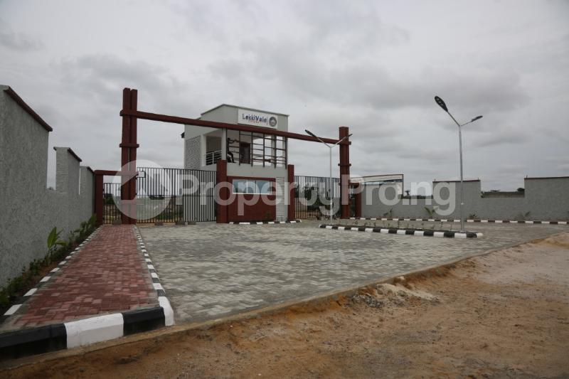Serviced Residential Land Land for sale Opp. The new international airport Ibeju Lekki LaCampaigne Tropicana Ibeju-Lekki Lagos - 1