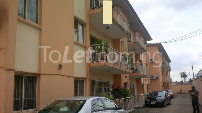3 bedroom Flat / Apartment for sale Sherpherd Court- 1/3 Ladipo Adeyemi Street  Anthony Village Maryland Lagos - 0