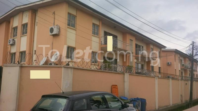 3 bedroom Flat / Apartment for sale Sherpherd Court- 1/3 Ladipo Adeyemi Street  Anthony Village Maryland Lagos - 1