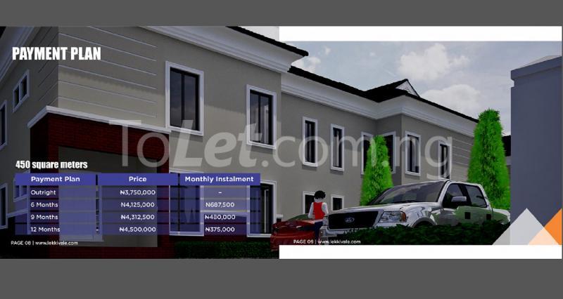 Land for sale Eleko Eleko Ibeju-Lekki Lagos - 10
