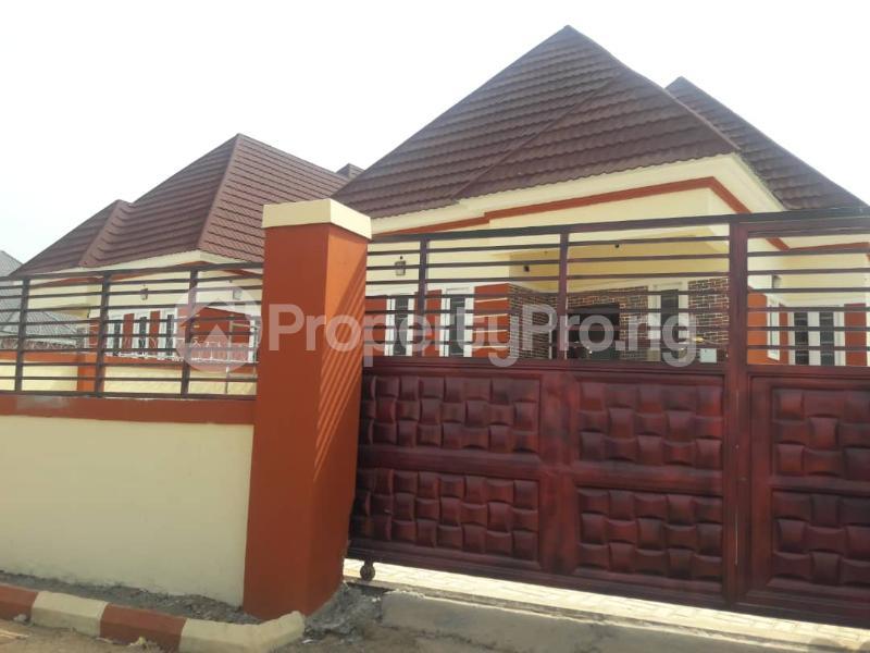4 bedroom Terraced Bungalow House for sale Independence layout  Enugu Enugu - 1