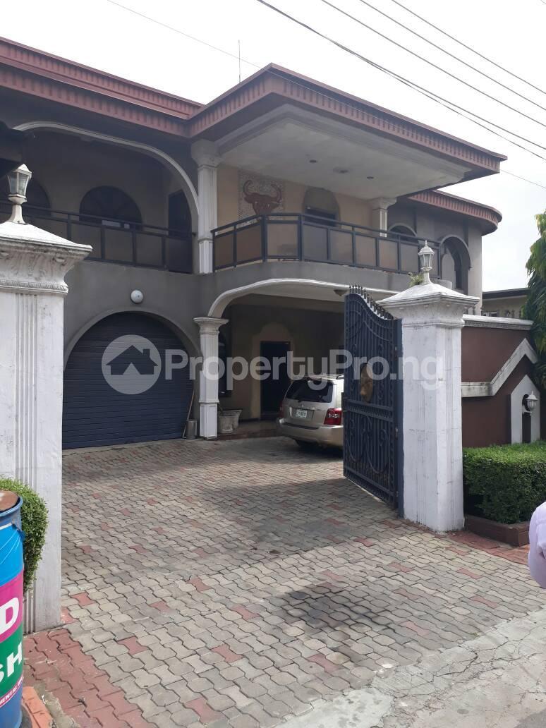 7 bedroom Detached Duplex House for sale Off Abba Johnson Crescent,  Adeniyi Jones Ikeja Lagos - 8