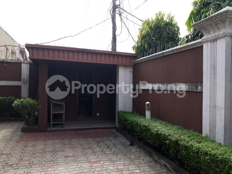 7 bedroom Detached Duplex House for sale Off Abba Johnson Crescent,  Adeniyi Jones Ikeja Lagos - 2