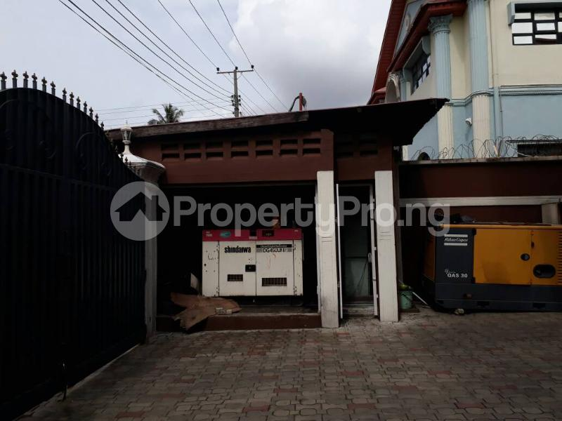 7 bedroom Detached Duplex House for sale Off Abba Johnson Crescent,  Adeniyi Jones Ikeja Lagos - 9