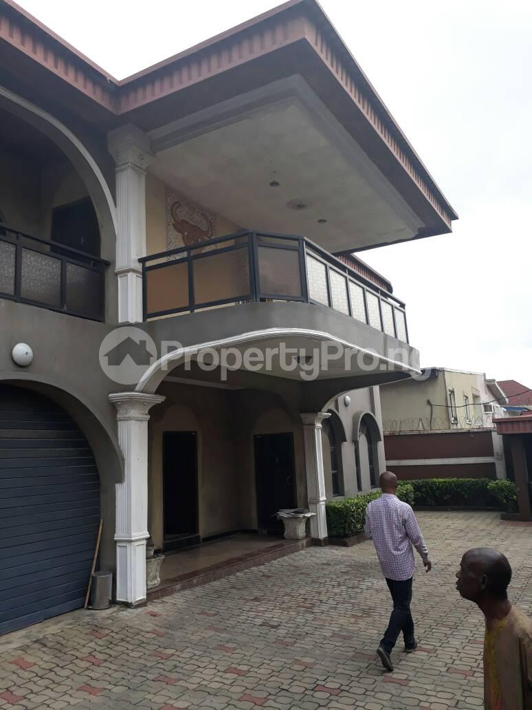 7 bedroom Detached Duplex House for sale Off Abba Johnson Crescent,  Adeniyi Jones Ikeja Lagos - 6