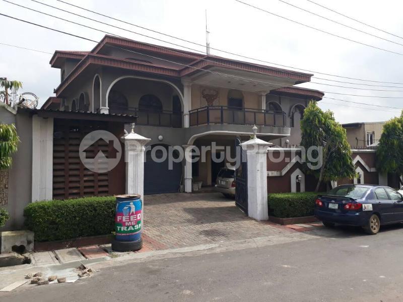 7 bedroom Detached Duplex House for sale Off Abba Johnson Crescent,  Adeniyi Jones Ikeja Lagos - 10