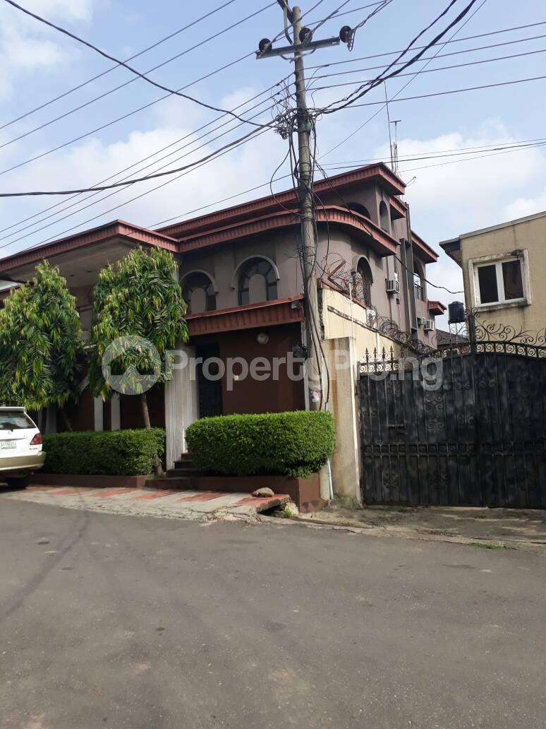 7 bedroom Detached Duplex House for sale Off Abba Johnson Crescent,  Adeniyi Jones Ikeja Lagos - 7
