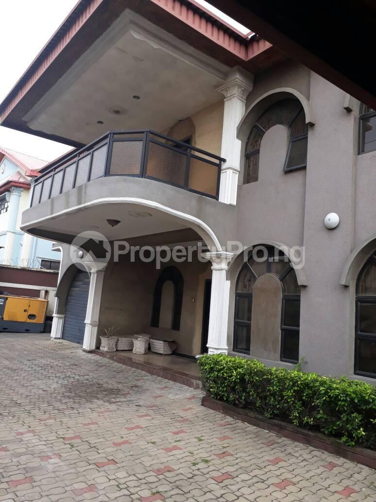 7 bedroom Detached Duplex House for sale Off Abba Johnson Crescent,  Adeniyi Jones Ikeja Lagos - 0