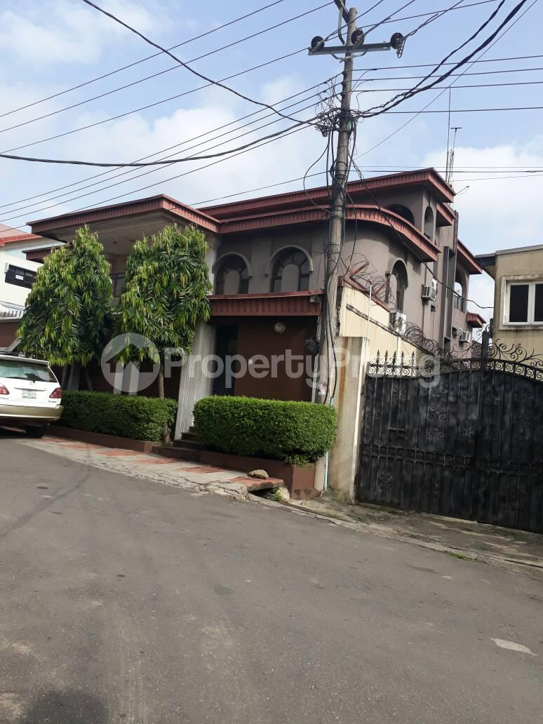 7 bedroom Detached Duplex House for sale Off Abba Johnson Crescent,  Adeniyi Jones Ikeja Lagos - 4