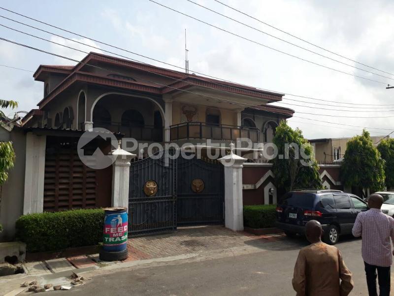 7 bedroom Detached Duplex House for sale Off Abba Johnson Crescent,  Adeniyi Jones Ikeja Lagos - 5