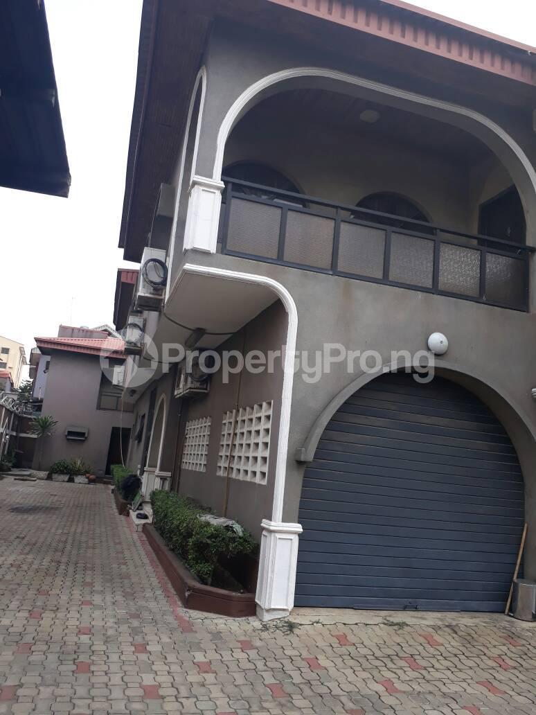 7 bedroom Detached Duplex House for sale Off Abba Johnson Crescent,  Adeniyi Jones Ikeja Lagos - 1