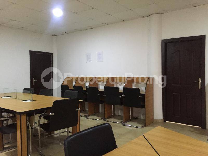 Desk Co working space for shortlet Aperin House, Lekki-Epe Expressway Thomas estate Ajah Lagos - 0