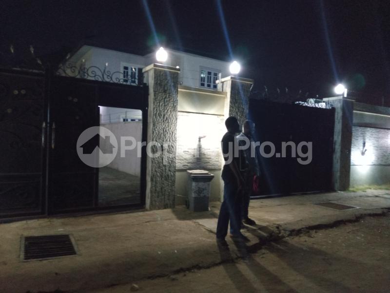 3 bedroom Semi Detached Duplex House for sale Bayou Oyewale street Ago palace Okota Lagos - 0