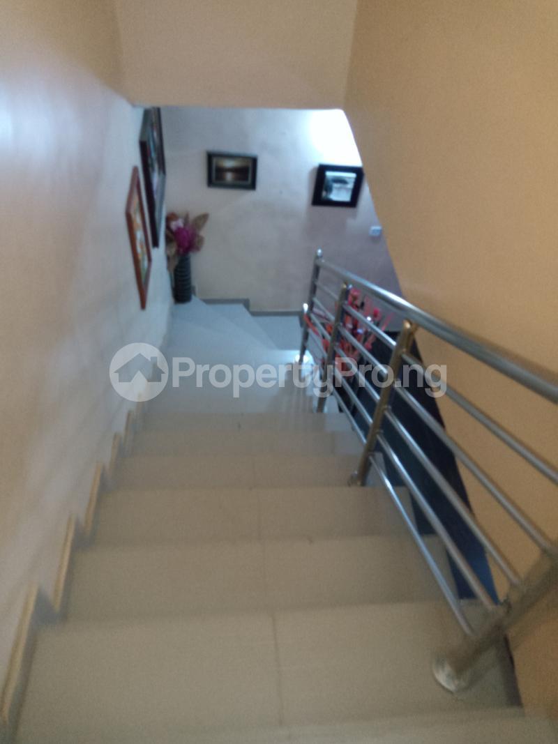 3 bedroom Semi Detached Duplex House for sale Bayou Oyewale street Ago palace Okota Lagos - 2