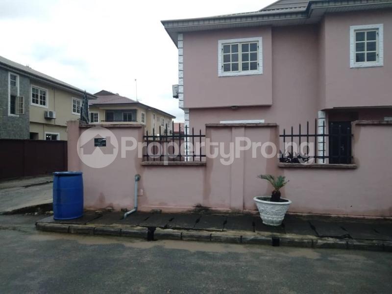 4 bedroom Detached Duplex House for sale In an estate Ifako-gbagada Gbagada Lagos - 0
