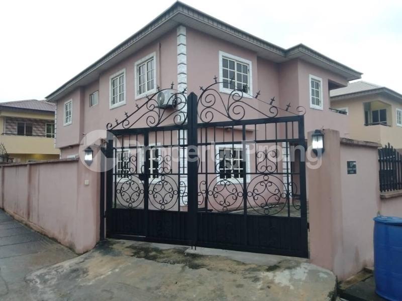 4 bedroom Detached Duplex House for sale In an estate Ifako-gbagada Gbagada Lagos - 1