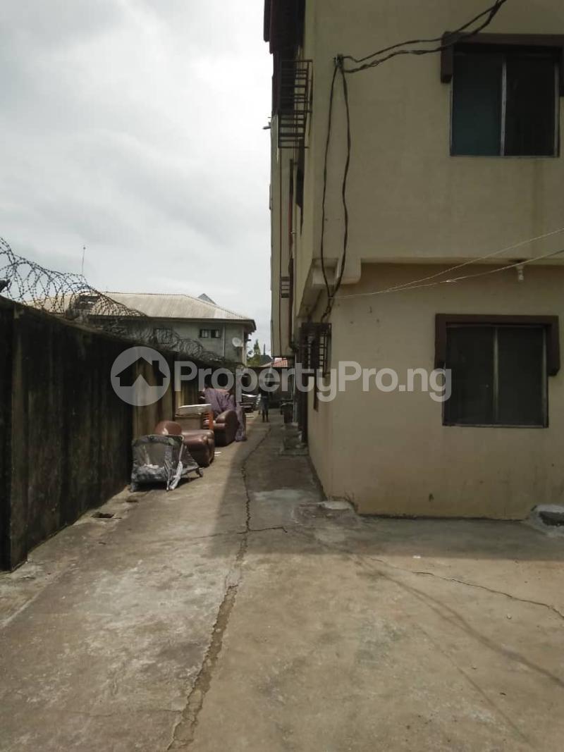 1 bedroom mini flat  Mini flat Flat / Apartment for rent Community Road Ago palace Okota Lagos - 1