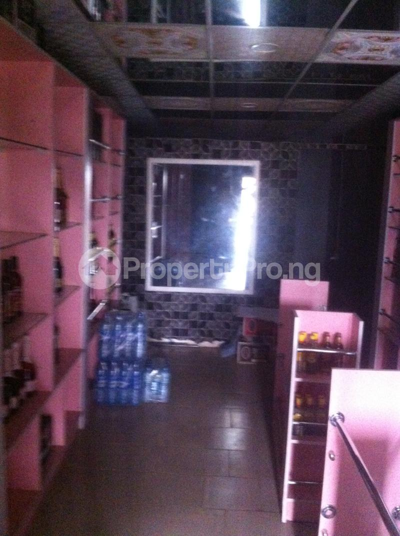 2 bedroom Shop Commercial Property for sale AIRPORT ROAD,  Near Ring Road, Benin City Oredo Edo - 1