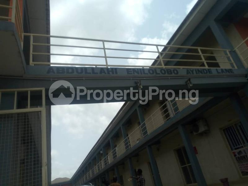 1 bedroom mini flat  Shop Commercial Property for rent Gowon ESTATE  Egbeda Alimosho Lagos - 2
