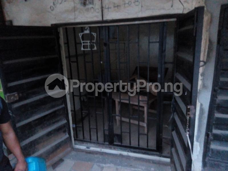 1 bedroom mini flat  Shop Commercial Property for rent Okuta street Bariga Shomolu Lagos - 4