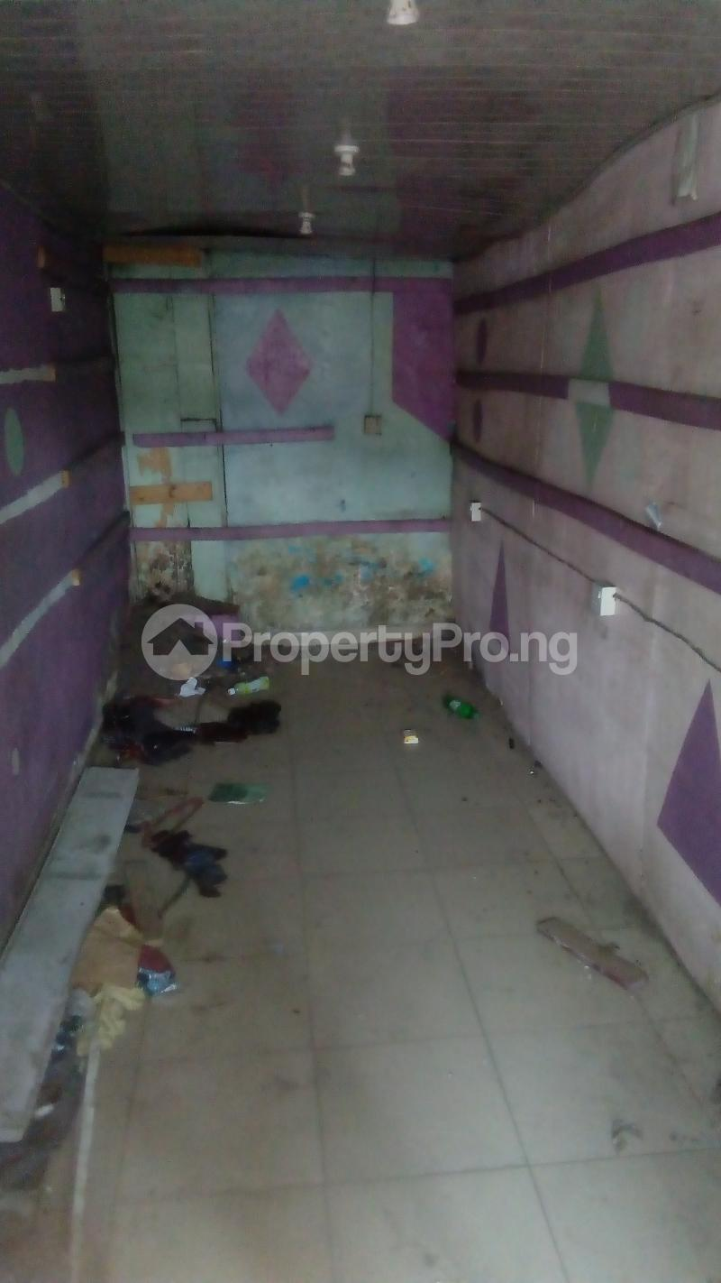 Shop Commercial Property for rent Ijesha Surulere Lagos - 0