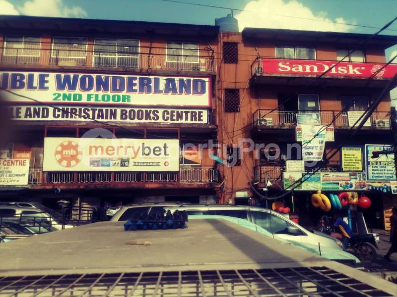 Shop Commercial Property for sale Ojuelegba Ojuelegba Surulere Lagos - 0