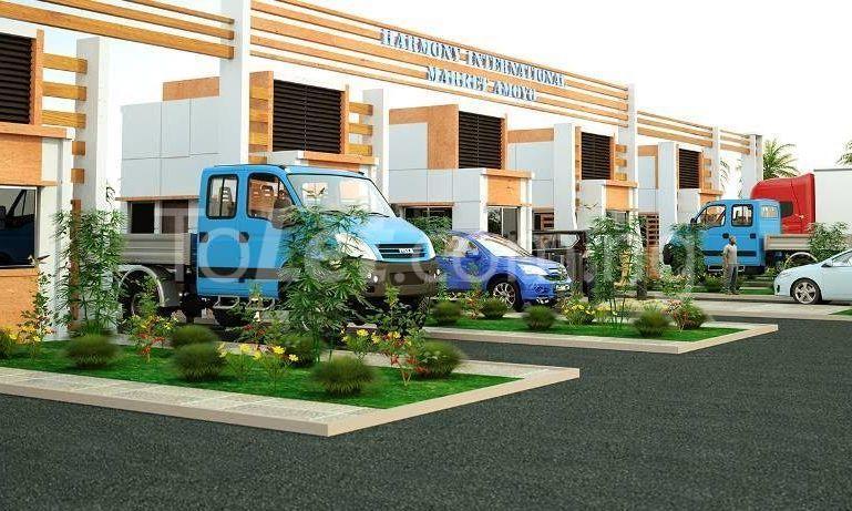 Commercial Property for sale Harmony International Market, Amoyo Kwara - 1