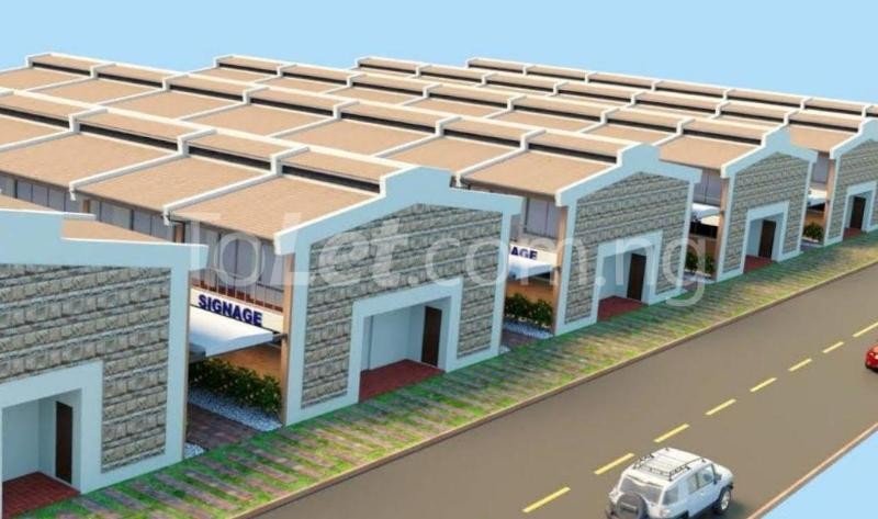 Commercial Property for sale Harmony International Market, Amoyo Kwara - 3