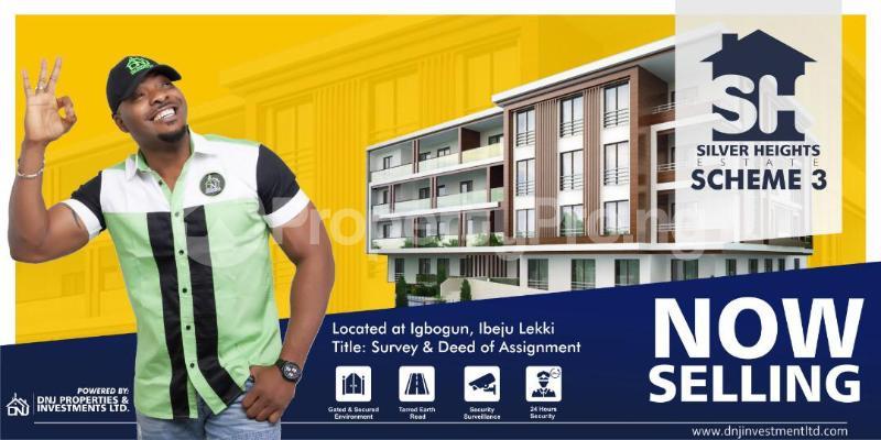 Residential Land Land for sale Igbogun, few minutes from La Campine beach. Ibeju-Lekki Lagos - 6