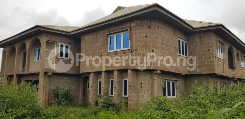 6 bedroom House for sale Atiba street  Osogbo Osun - 0