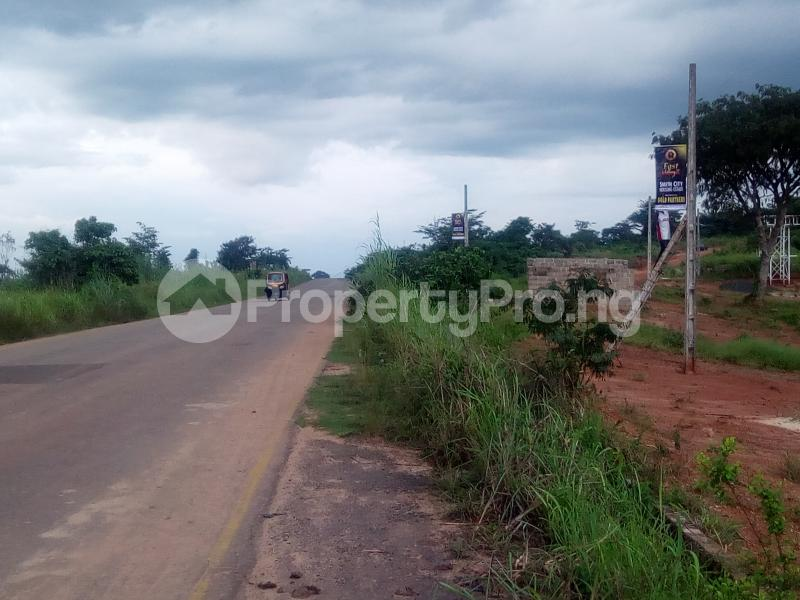 Residential Land Land for sale Isiagu, direct Opposite Police housing.  Awka South Anambra - 1