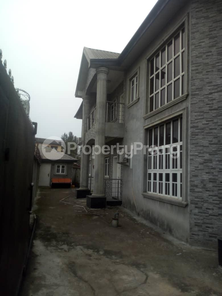 Detached Duplex House for sale Off Ajoke Salako Street; Ifako-gbagada Gbagada Lagos - 18