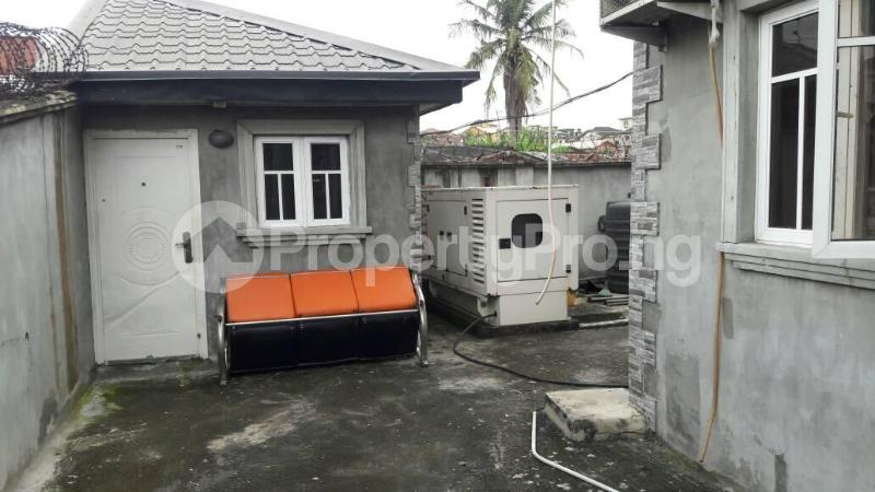 Detached Duplex House for sale Off Ajoke Salako Street; Ifako-gbagada Gbagada Lagos - 4