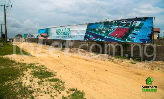 Mixed   Use Land Land for sale after stonehedge estate, orchid Road Lafiaji 2nd roundabout Lekki Lagos - 1