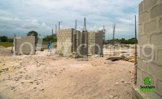 Mixed   Use Land Land for sale after stonehedge estate, orchid Road Lafiaji 2nd roundabout Lekki Lagos - 2